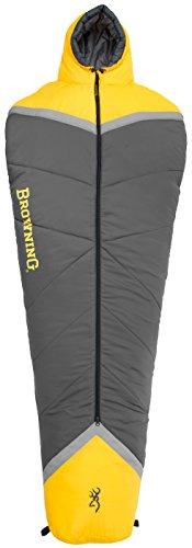 Browning Camping Refugio + 15Grados Momia Saco de Dormir