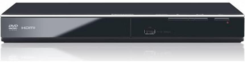 Panasonic DVD Player DVD-S700 (Black) Upconvert DVDs to 1080p Detail, Dolby Sound from..