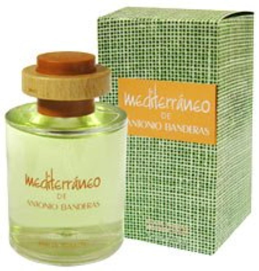 プロトタイプ要件ベテランMediterraneo (メディタレイネオ) 3.4 oz (100ml) EDT Spray by Antonio Banderas for Men