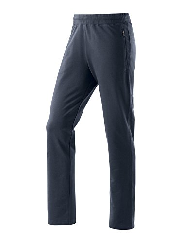 Joy Sportswear Frederico Herren Freizeithose, Jogginghose für Sport und Fitness. Gymhose mit bequemen Bund und praktischer Reißverschlusstasche Kurzgröße, 25, Night