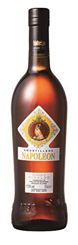 Bodegas Hidalgo Sherry Amontillado Napoleon Superior Hidalgo 0.75 Liter