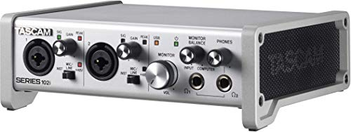 Tascam Interfaz de Audio USB 102i