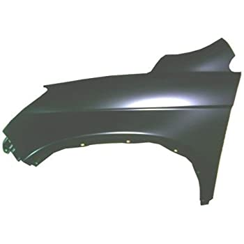 Partslink Number HO1709102 OE Replacement Honda CR-V Rear Passenger Side Mudguard