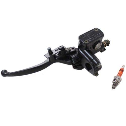 50cc 125cc 150cc ATV Dirt Bike Left Hand Hydraulic Brake Master Cylinder Lever