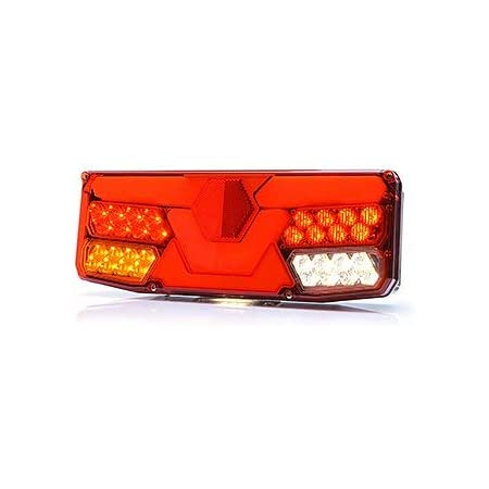 Led Rückleuchte Lkw Pkw Wohnmobil Wohnwagen Anhänger Linke Leuchte 12v 24v 1059 Auto