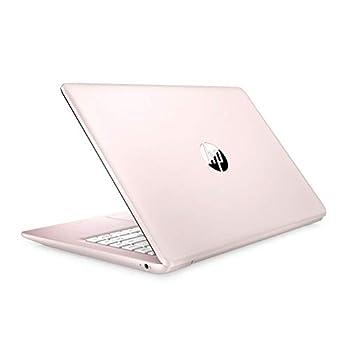 HP Stream 14 Pink - Celeron N4000 - 4 GB RAM - 64 GB eMMC Storage - 14  LCD - Wireless - Bluetooth - Webcam - Windows 10 S