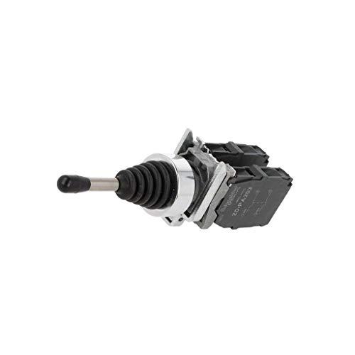 XD4PA24 Switch: joystick Stabl.pos: 1 NO x4 3A/240VAC 0.55A/125VDC SCHNEIDER ELE
