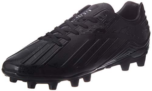 Joma Evolution, Zapatillas de fútbol Unisex Adulto, Negro, 43 EU