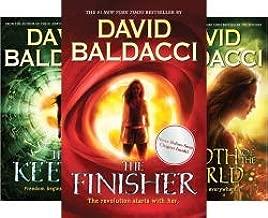 Baldacci's VEGA JANE Teen Trilogy -- Finisher / Width of the World / Keeper