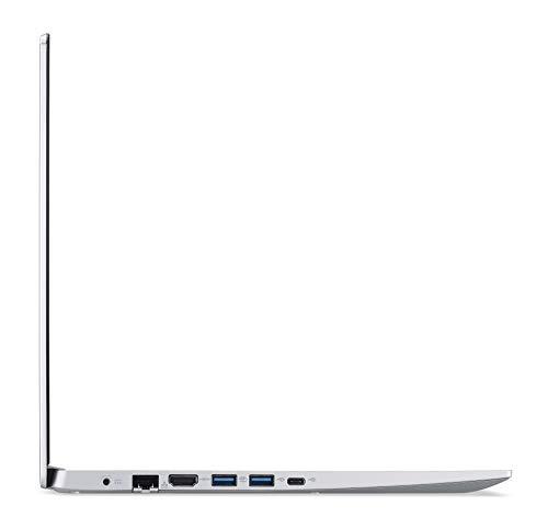 Acer Aspire 5 (A515-55-51NJ) 39,62 cm (15,6 Zoll Full-HD IPS matt) Multimedia Laptop (Intel Core i5-1035G1, 8 GB RAM, 512 GB PCIe SSD, Intel UHD, Win 10 Home) silber - 7