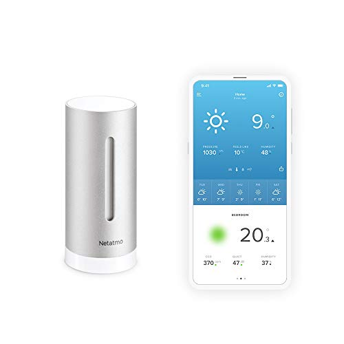 Station météo Netatmo : module additionnel