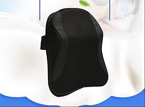 RedAlphabet Auto memory foam hoofdsteun, Bureaustoel decompressie cervicale kussen, Vier seizoenen halshoofdkussen, Maat: 40 * 35 * 13cm.