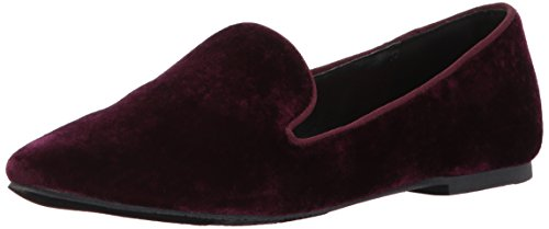 UNIONBAY Women's Bloom-u Moccasin, Ruby, 6 M US
