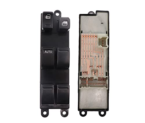 RJJX 25401-2y910 Coche Delantero Delantero Delantero Power Window Interruptor Interruptor Ajuste para Nissan Maxima Fit para Subaru Impreza Fit for Infiniti I-35 83071-FE010