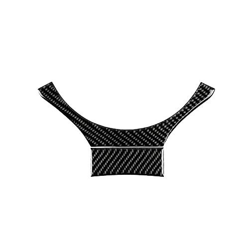 ZNBH Consola Central CD Panel de Taza de Agua Salida de Aire Salida de ventilación Etiqueta Decorativa para IS250 300350 200T 2013-2019 Hardware de decoración Interior del automóvil (Tamaño: C)