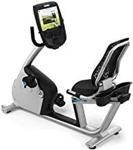 Precor RBK 885 Recumbent Bike with P82 Console - Newest Generation
