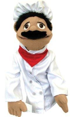 swedish chef puppet - 8