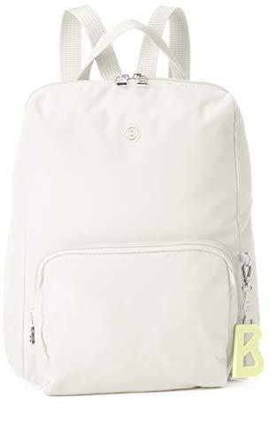 Bogner Damen Verbier Maxi Backpack Mvz Rucksack, Weiß (White), 4x32x27 cm