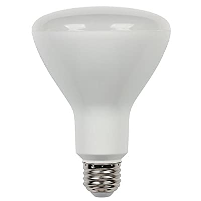 Westinghouse 8.5W Reflector Dimmable LED Light Bulb with Medium Base