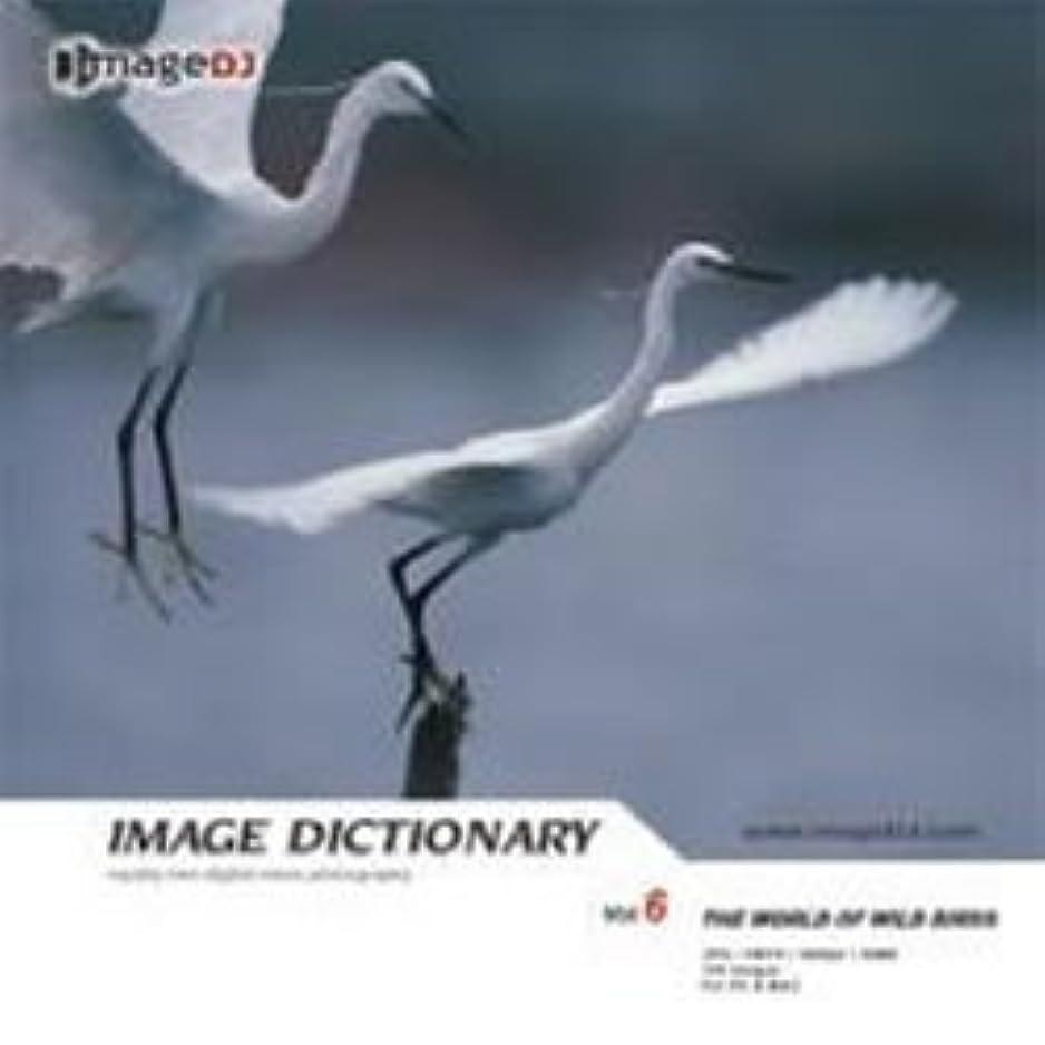 内陸滑り台受粉者イメージ ディクショナリー Vol.6 野鳥