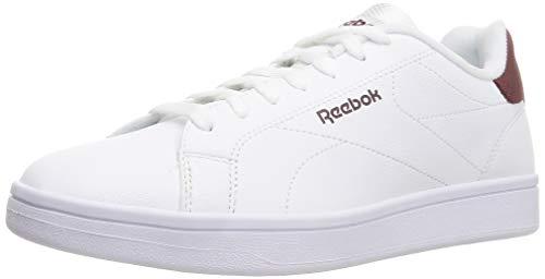 Reebok Royal Complete CLN2, Zapatillas de Tenis Unisex Adulto, Blanco/RICRED/Blanco, 42 EU