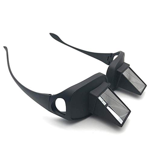 Lazy Glasses for Horizontal Watching