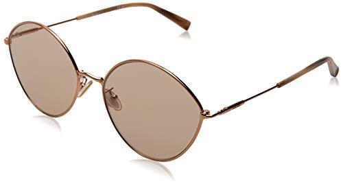 MaxMara MM Classy IX gafas de sol, Oro rosa, 58 para Mujer
