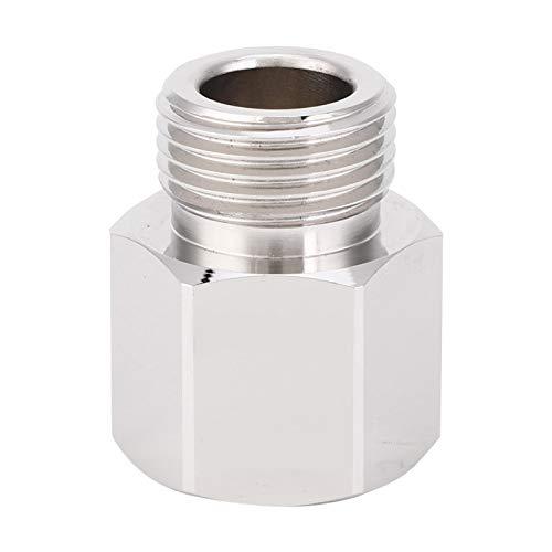 TR21-4 a W21.8 Adaptador de Recarga de Corriente de Soda Cilindro de Recarga Accesorio convertidor de Corriente de Soda para Cilindro de Acuario