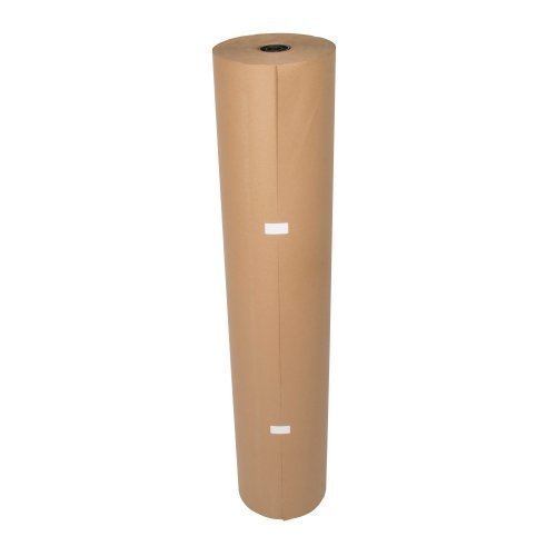 1 Rolle Natronpapier 100 cm x 250 m braun Natronmischpapier Polsterpapier Packpapier