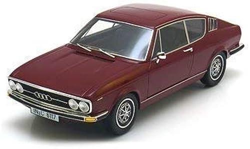 Audi 100 S Coupe (1971) Resin Modellauto