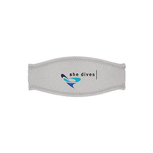 Mares Neoprenüberzug für Maskenband