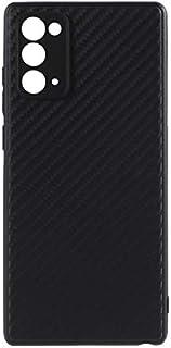 Samsung Galaxy Note 20 Ultra/Note 20 Ultra (5G) Case Cover Carbon Fiber Design TPU Soft Slim Flexible Shock Absorbent Prot...