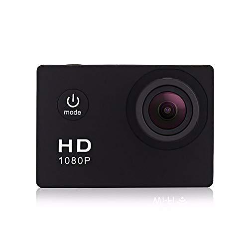 YOUWEI Tätigkeits-Kamera Full HD Camcorder 30M Sport DV 2.0 Zoll LCD-Schirm 1080p wasserdichte pro Kamera Mini-Kamera-Recorder geeignet zum Testen von Sicherheits Babysittern Überwachungskameras