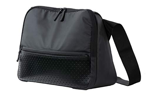 """Triangle Commuter Laptop Messenger Bag - Stand Up and Hands-Free - Fits Macbook Pro Up to 15.6"""" IDEAL For Women Men School College University Students Ergonomically Designed For Comfortable Travel"""