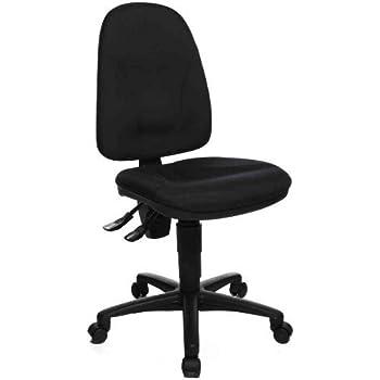 Topstar Bürostuhl Home Chair 50 schwarz: : Küche