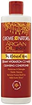 Creme of Nature with Argan Pure-licious co-wash cleansing conditioner 12oz, 12 Ounce
