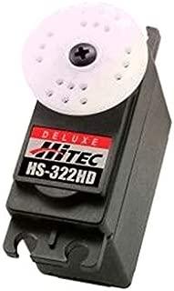 Part & Accessories FATJAY Hitec HS-322HD Standard Heavy Duty Servo for RC heli airccrafts