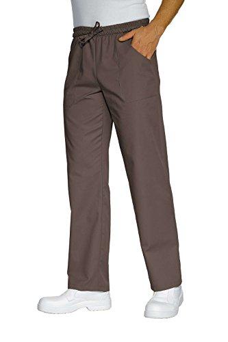 Isacco Hose, elastisch, Fango, XXL, 65% Polyester, 35% Baumwolle, 195 g/m².