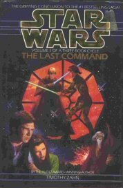 Hardcover LAST COMMAND (LIMITED EDITION) (Star Wars) Book