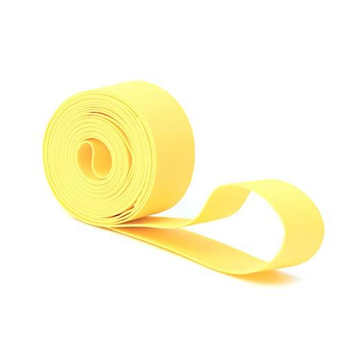 ihreesy Reifen Liner,1 Paar PVC Fahrradreifen Schutz Protector Liner Felgenband Fahrrad Innenschlauch Anti-Pannen Felgenschutz Strip Pad Felgenstreifen für MTB Rennräder,26 Zoll x 20 mm