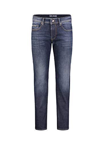 MAC Jeans Herren Ben Jeans, H741 Dark Vintage wash, 38/32