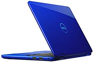 """2018 Dell Inspiron 11 3000 11.6"""" 2-in-1 Convertible HD Touchscreen Laptop Computer, Intel Quad-Core Pentium N3710 Up to 2...."""
