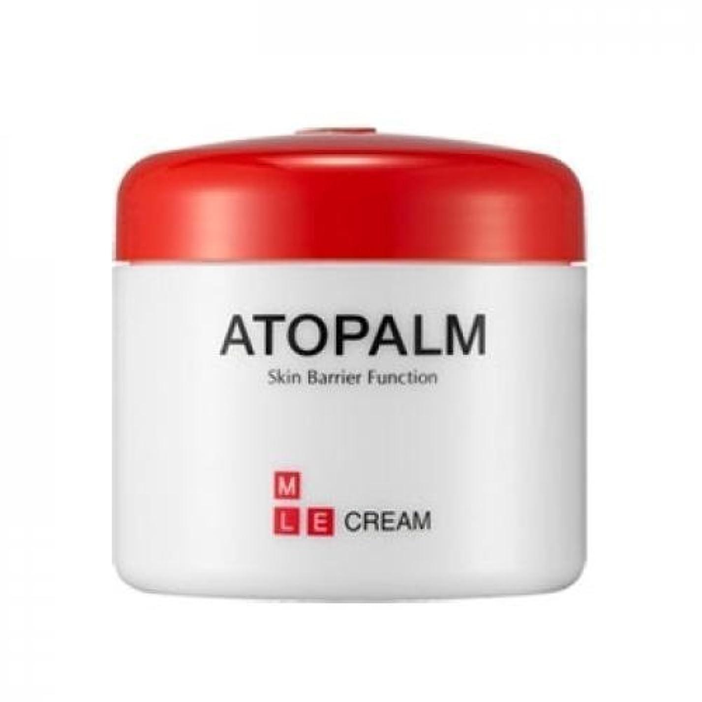 乳白色舗装する異邦人ATOPALM MLE Cream (160ml) (Korean original)