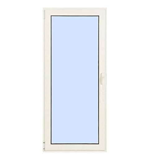 Puerta Balconera Aluminio Practicable izquierda 800 ancho x 2000 alto 1 hoja