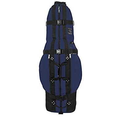 Club Glove Last Bag Large Pro Golf Travel Bag (Navy)