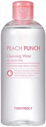 TONYMOLY Peach Punch Cleansing Water 12 oz product image