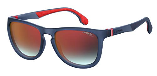 Carrera 5050/S Gafas de sol, Multicolor (Mtbl Blue), 56 para Hombre