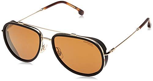 Carrera CA166/S Pilot Sunglasses, Gold, 59 mm