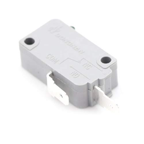 JPONLINE 1PCS Limit Switch, All New 16A 125v 250VAC KW11-3Z Micro Switch Factory Direct Sale