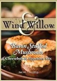 Wind & Willow Bacon Stuffed Mushroom Cheeseball Mix (4 Pack)